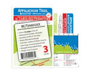 Appalachian Trail Individual Pocket Profiles