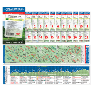 Appalachian Trail Pocket Profile Full Set