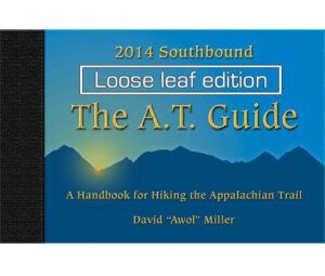 2014 Southbound AT Guide - Unbound Loose Leaf Edition
