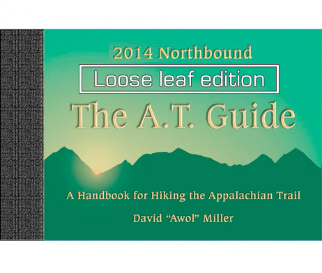 2014 Northbound A.T. Guide Unbound Loose Leaf Edition