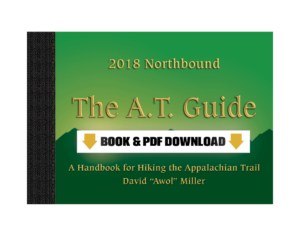 2018 Northbound A.T. Guide - Book & PDF