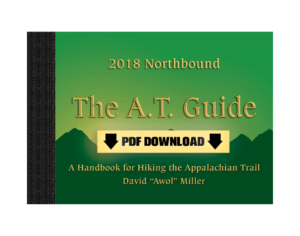 2018 Northbound A.T. Guide -PDF