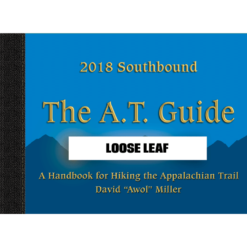 2018 Southbound A.T. Guide - Loose Leaf