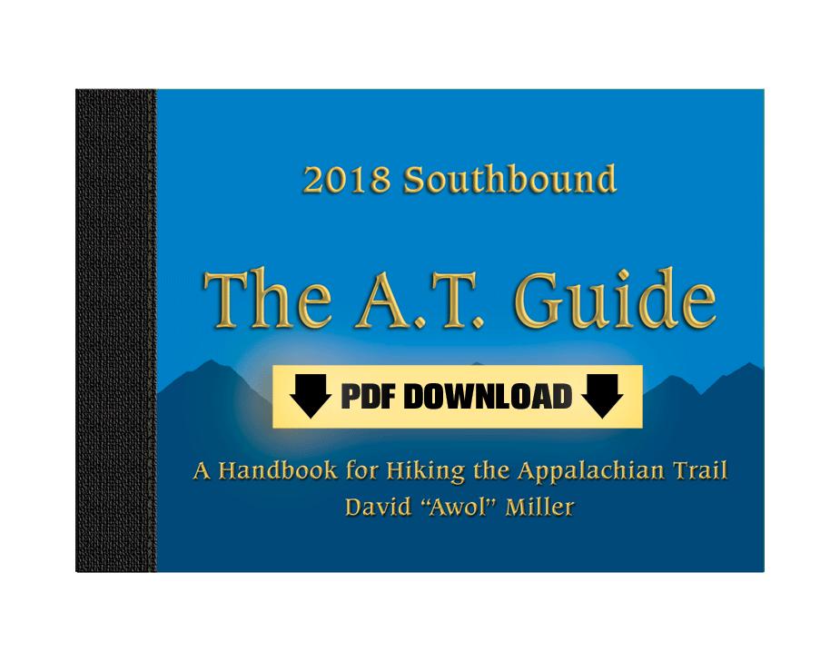 2018 Southbound A.T. Guide -PDF