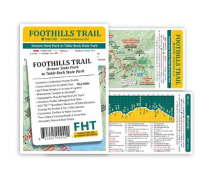 Foothills Trail Pocket Profile Map