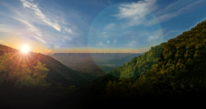 Sunrise_AT_Lovers_Leap