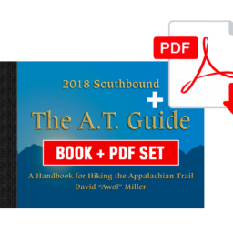 2018 SoBo A.T. Guidebook and PDF Download Combo