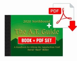 2020 AT Guide Northbound Book and PDF Combo