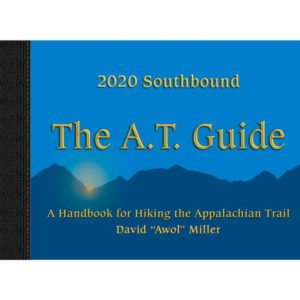 2020 AT Guide Northbound Book