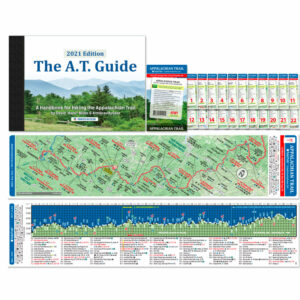 2021 A.T. Guide Book & Full Pocket Profile Set