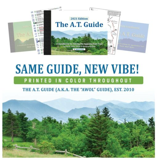 The A.T. Guide - Same Guide, New Vibe